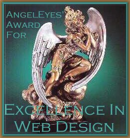 Excellence in Web Design Award